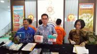 Polisi Tangkap 3 Pengedar 12 Kg Sabu yang Dikendalikan dari Dalam Lapas
