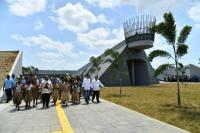 Jokowi: Monumen Kapsul Waktu Seperti Markas Avengers