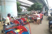 Soal Becak Online 'Beol Cepirit', DPRD DKI: Yang Mboten-Mboten Aja!