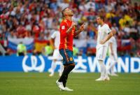 Kalah dari Kroasia, Ramos Pulang ke Madrid dengan Cedera