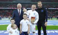 Rooney Dukung Kane Pecahkan Rekor Golnya di Timnas Inggris