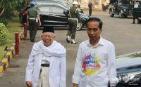Elektabilitas Jokowi Meroket Pertanda Kian Dicintai Rakyat