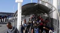 Sulitnya Memasuki Perbatasan AS untuk Migran Peminta Suaka