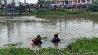 Penyelam Jelaskan Kendala Cari Linggis Alat Pembunuh Keluarga di Bekasi