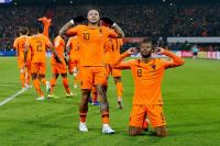 Hasil Pertandingan Belanda vs Prancis di UEFA Nations League