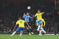 Hasil Pertandingan Brasil vs Uruguay di Laga Persahabatan
