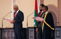 Presiden Maladewa: Kas Habis Dikorupsi, Negara Kesulitan Bayar Hutang ke China