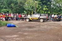 Mayat Pria Dalam Drum Hebohkan Warga Bogor