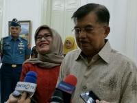 Wapres Jusuf Kalla dan Sejumlah Menteri Hadiri Milad Ke-106 Muhammadiyah di Solo