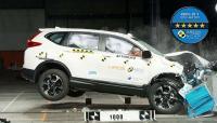 Honda Tak Heran CR-V Raih Standar Keselamatan Tinggi Asean NCAP