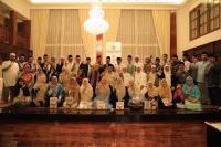 Di Depan Forum Silaturahmi Alumni Mesir, Prabowo Singgung Masalah Ekonomi Bangsa