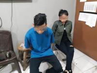 Sepasang Kekasih Pelaku Pembunuhan Perempuan Dalam Lemari Dibawa ke Jakarta dari Jambi