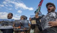Dukung Palestina, Demonstran Tunisia Geruduk Kantor Menteri asal Yahudi