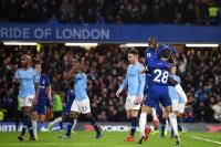 Kante Girang Bawa Chelsea Menang atas Man City