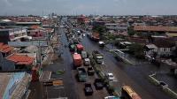 Balada Jalur Pantura Kaligawe: Banjir, Mesin Mogok dan Kemacetan Parah