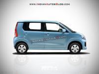 Suzuki Mulai Pamer Sosok Karimun Wagon R 2019