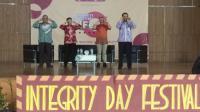 KPK: Korupsi Terjadi karena Sebagian Orang Berintegritas Berdiam Diri