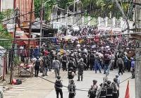 Demo Hari HAM di Papua Ricuh, Massa KNPB dan Polisi Terlibat Bentrok