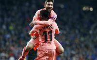 Messi: Barcelona Mencintai Dembele Sepenuh Hati