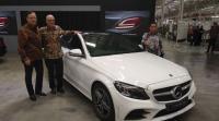 Mercedes Benz Luncurkan C-Class Facelift Buatan Bogor
