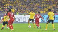 Malaysia Tertinggal 1-2 dari Vietnam di Babak Pertama