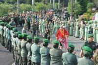 Mayjen Mochamad Effendi Resmi Jabat Pangdam IV Diponegoro