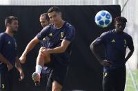 Ronaldo Tak Bakal Sungkan jika Berhadapan dengan Madrid