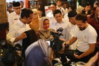 Ketika Jokowi Banggakan Gibran & Kaesang di Depan Milenial Aceh