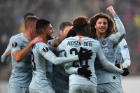 Ditahan Videoton, Chelsea Tetap Jadi Juara Grup L Liga Eropa 2018-2019