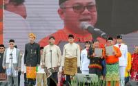 Kekalahan Jokowi-Maruf di Media Sosial Dinilai Hoaks