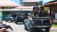 TNI ke OPM: Jangan Cengeng, Baru Dapat Isu Bom Langsung Minta Bantuan