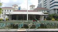 Anies: Kolam Balai Kota Ditutup Cegah Jakmania <i>Nyemplung</i>