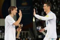 Marcelo Sejajarkan Ramos dan Modric dengan Ronaldo