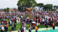 Ribuan Orang Syukuran Pasca-OTT Bupati Cianjur