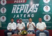 Prabowo Bangun Pos Pertempuran di Solo, Repnas Siapkan Strategi Genjot Suara Jokowi