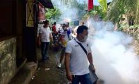 Warga Medan Johor Berebut