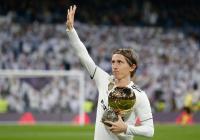 Modric Ejek Absennya Ronaldo dan Messi saat Penganugerahan Ballon dOr