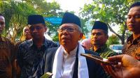 Ma'ruf Amin: Jokowi Responsif dan Mendengarkan Umat