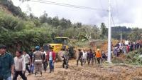 Tim SAR Temukan 14 Jenazah Korban Longsor di Toba Samosir