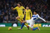 Meski Menang, Hazard Akui Chelsea Sempat Ditekan Brighton