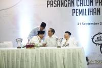 Percakapan Pilpres Dominasi Media Sosial, Paling Banyak soal Jokowi-Ma'ruf