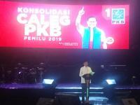 Jokowi Prediksikan PKB Masuk 3 Besar di Pemilu 2019