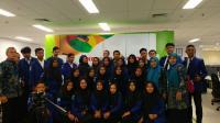 Kunjungi Okezone, Siswa SMK dari Klaten Utara Belajar Media <i>Online</i>