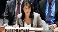 Dubes AS untuk PBB Desak Palestina Terima Perjanjian Damai dengan Israel
