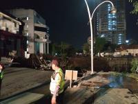 Imbas Jalan Gubeng Ambles, Jalur Alternatif Disiapkan