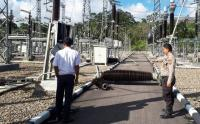 Akibat Gempa di Tapanuli Utara Instalasi Gardu Induk PLN Rusak