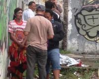 Mayat Laki-Laki di Perempatan Gaplek Pamulang Diduga Dibunuh