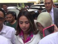 Sedang Hamil Besar, Muncikari Vanessa Angel Dilarikan ke Rumah Sakit