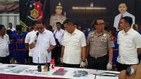 Polisi Bongkar Penggelapan Rokok Senilai Rp8 Miliar