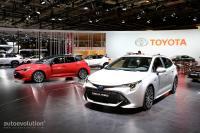 Toyota Percayakan Produksi Perdana Generasi Terbaru Corolla di Inggris